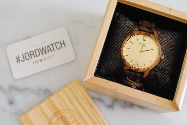 our humble aboden wood watch